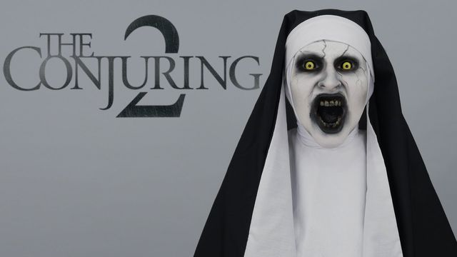 Jak wygląda zakonnica z Obecności 2 bez makijażu?