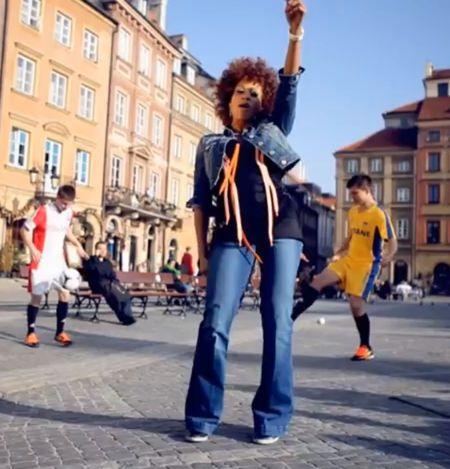 Oto teledysk oficjalnego hymnu Euro 2012 (WIDEO)