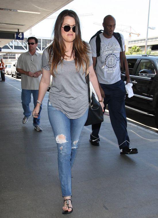 Khloe Kardashian i Lamar Odom okradli fundacj�...