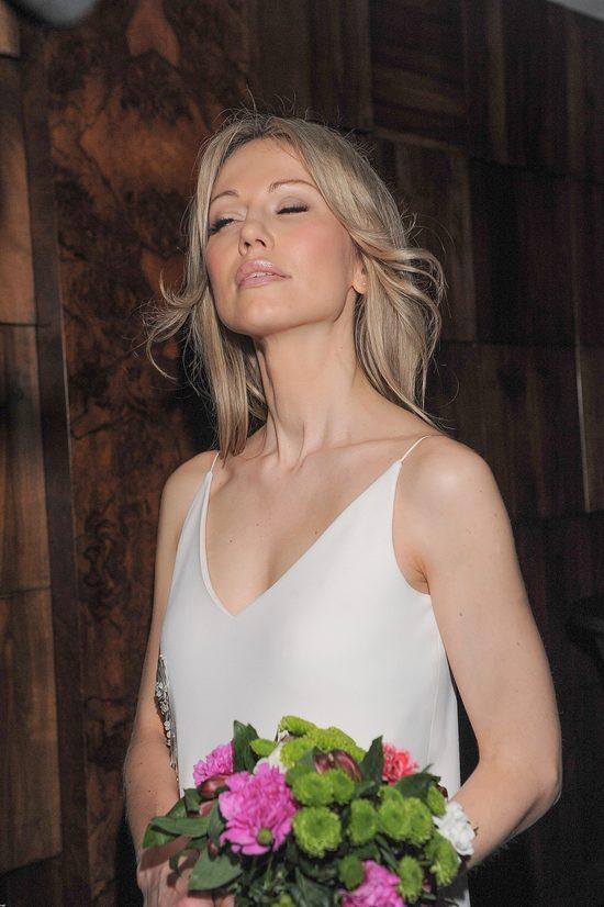 Magdalena Ogórek wzbudziła sensację na pokazie La Manii FOTO