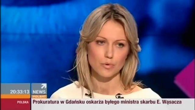 Amerykański GQ pisze o naszej Magdalenie Ogórek!
