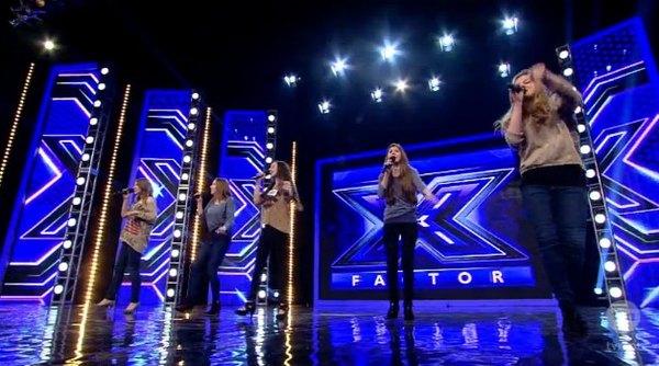 X-Factor 2: walka o miejsca w domach jurorskich