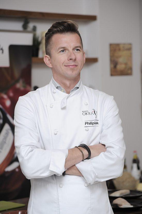 Karol Okrasa będzie uczył Wellman gotować w reklamach