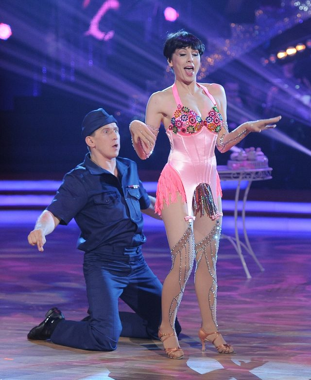 To nie przypadek, że Tatiana Okupnik tak tańczy