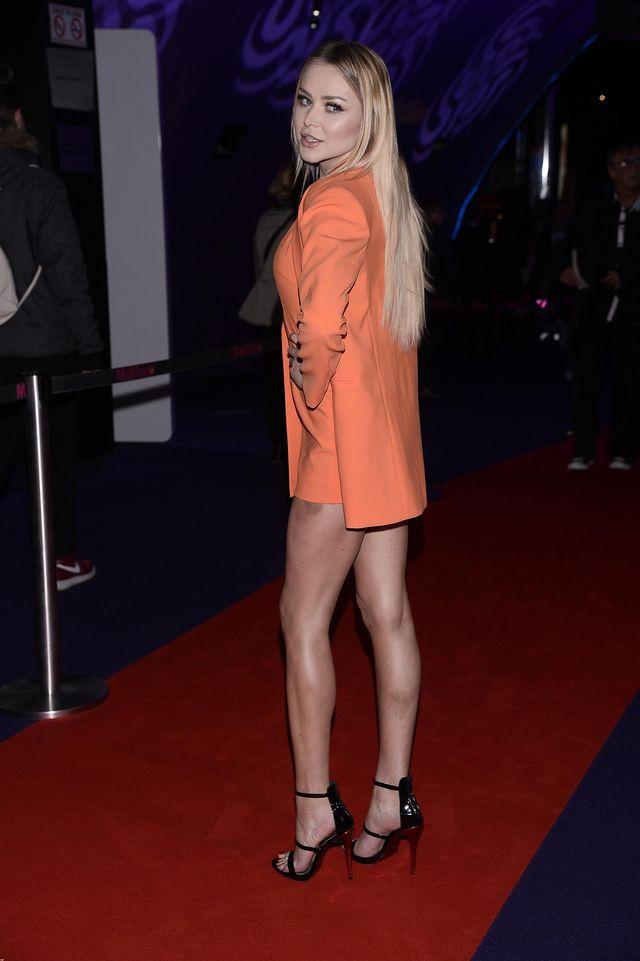 Ma nogi lepsze od Anelli? (ZDJĘCIA)