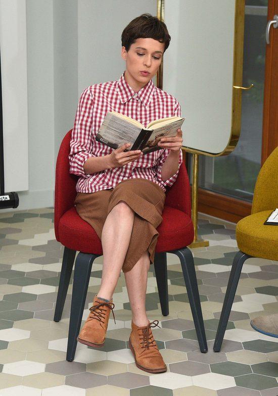 Ola Hamkało pokazała się publicznie po raz pierwszy po porodzie (FOTO)
