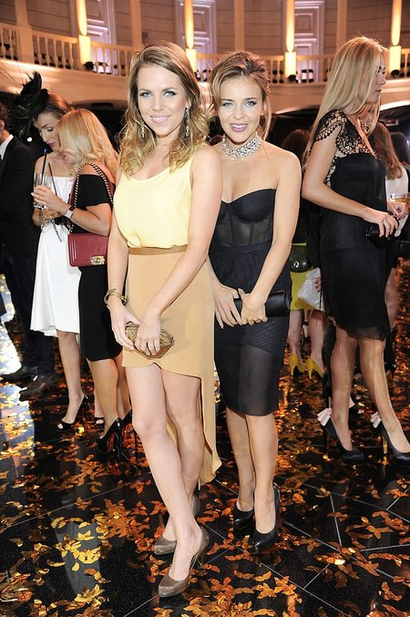 Celebryci na pokazie marki La Mania (FOTO)