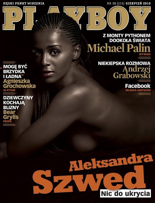 Ola Szwed po raz drugi w Playboyu