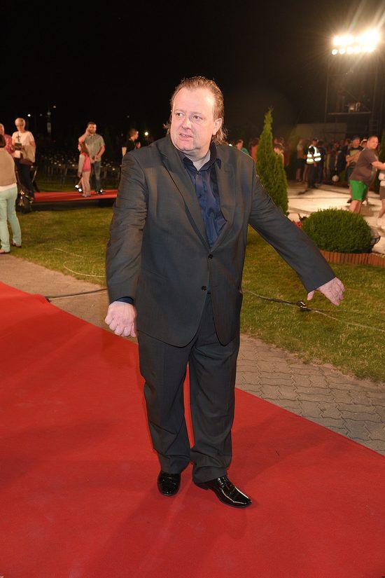 Olaf Lubaszenko już tak nie wygląda (FOTO)