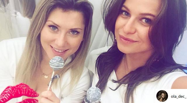 WOW! Zobaczcie, jaki prezent dostała Anna Lewandowska od swojej przyjaciółki!