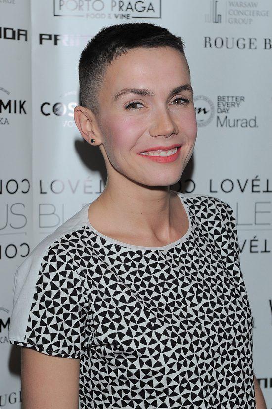 Olga Bołądź w nowej fryzurze (FOTO)