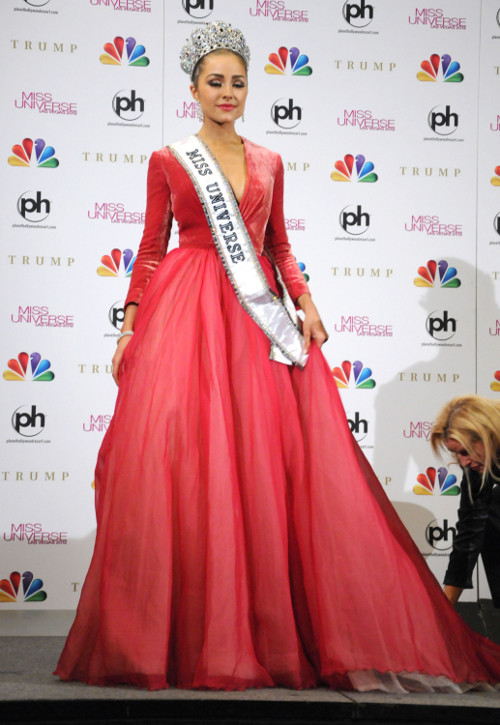 Poznajcie Miss Univerce 2012: Olivia Culpo!