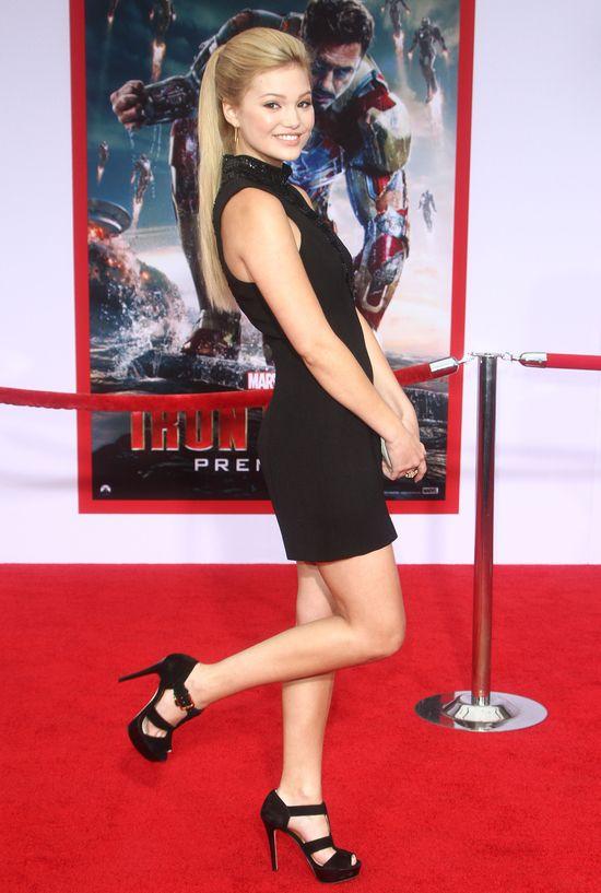 Pupa gwiazdy na premierze Iron Man 3 (FOTO)
