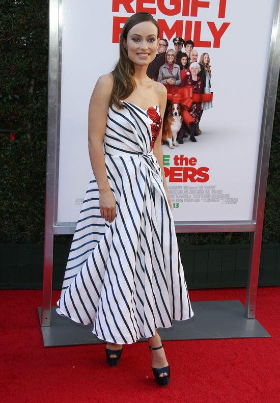 Piękna Olivia Wilde na premierze (FOTO)