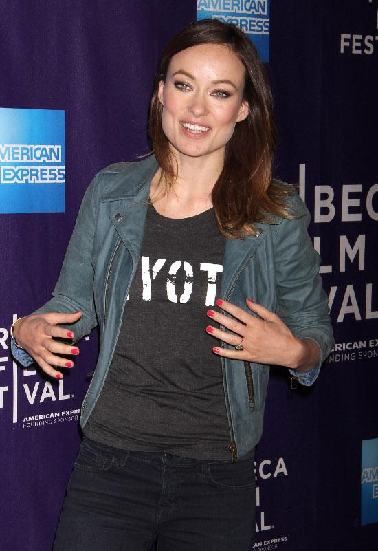Olivia Wilde wspiera chorych nie tylko na ekranie