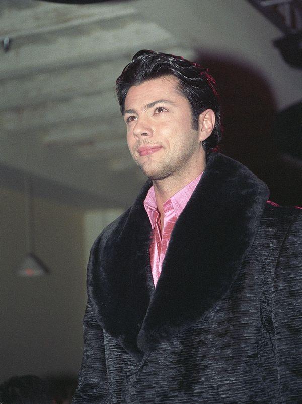 Olivier Janiak chce wygl�da� jak w 1999 roku (FOTO)