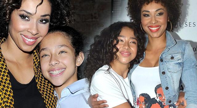 Pamiętacie córkę Omeny Mensah? Ależ ona wyrosła!  (Instagram)