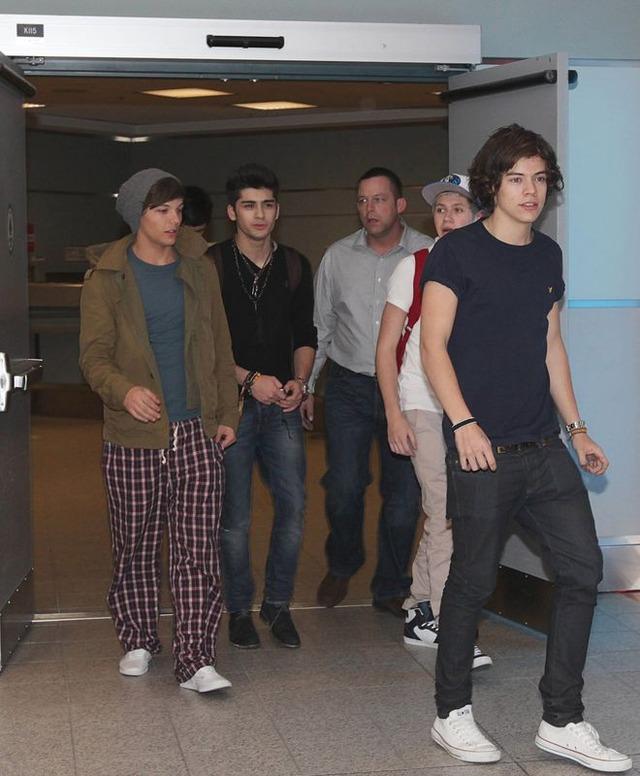 Chłopaki z One Direction prywatnie (FOTO)