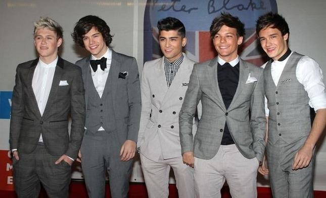 Zespół One Direction ma już jedną psychofankę