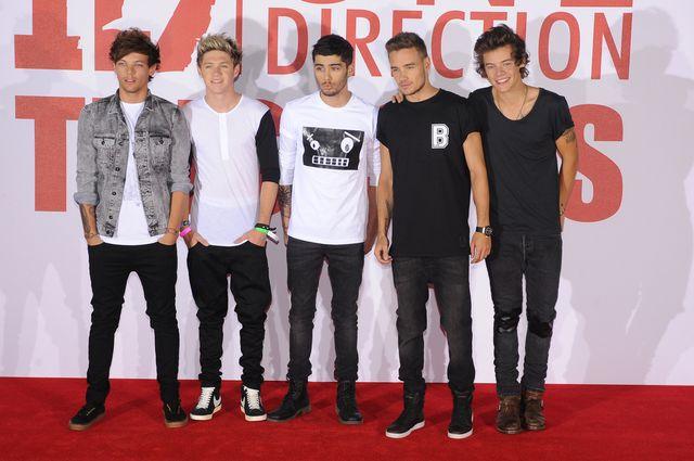 Liam Panye z One Direction uratowa� p�on�cego koleg�