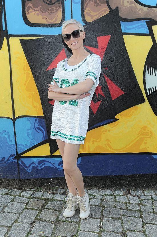 Gwiazdy w Opolu pokaza�y nogi (FOTO)