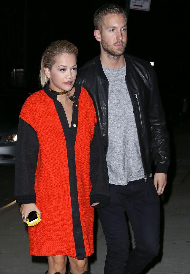 To dlatego Rita Ora rozstała się z Calvinem Harrisem?