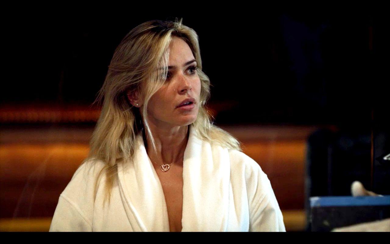 Monika Ordowska zagrała prostytutkę w serialu ślad - mamy video i fotki