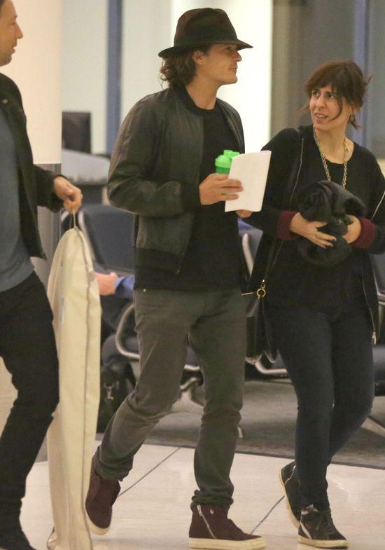 Orlando Bloom i Selena nie uciekną od plotek o romansie