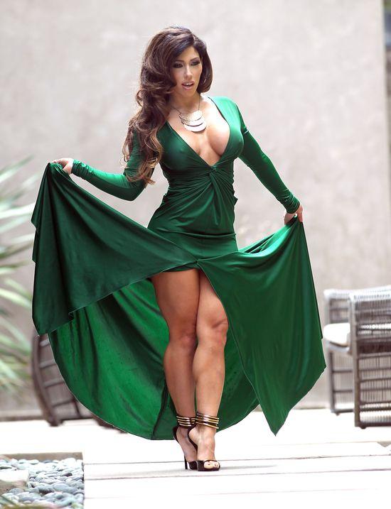 Seksowna sesja Carmen Ortega