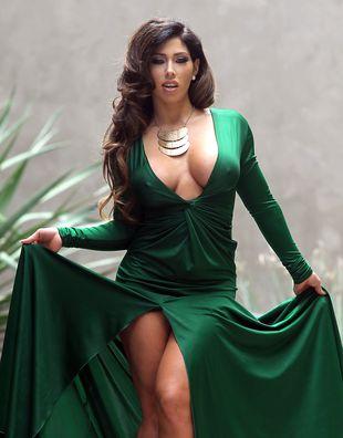 Carmen Ortega w seksownej sesji (FOTO)