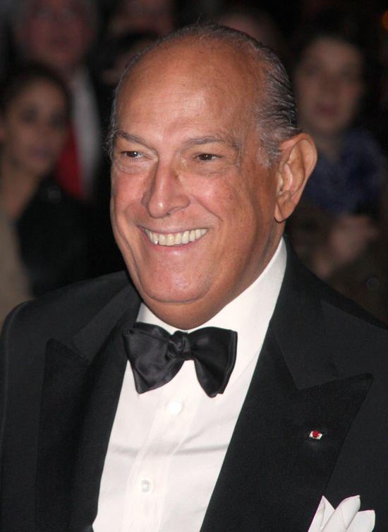 Nie żyje Oscar de la Renta
