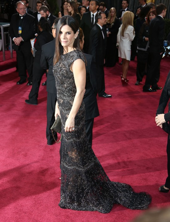 Oscary 2013 - czerwony dywan (FOTO)