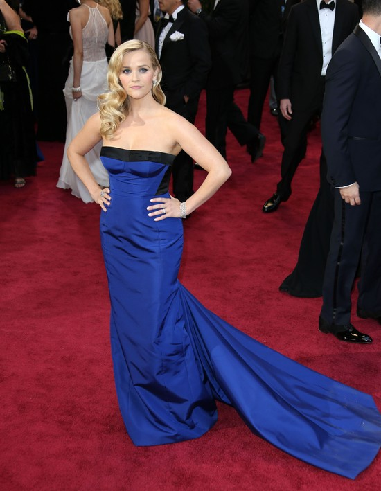 Oscary 2013 - lista laureatów i czerwony dywan (FOTO)
