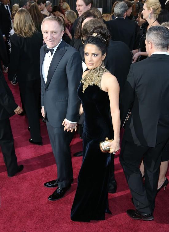 Oscary 2013 - lista laureat�w i czerwony dywan (FOTO)
