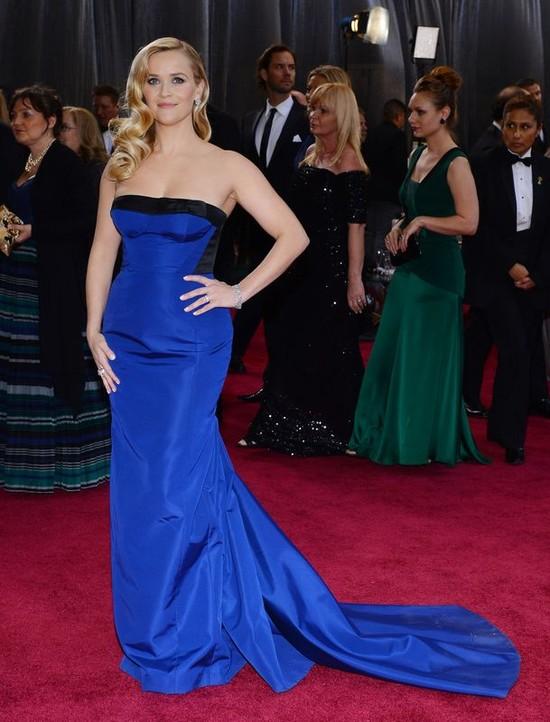 Oskary 2013 - przegląd najpiękniejszych kreacji