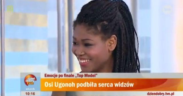 Osi Ugonoh pokazała swoją siostrę!