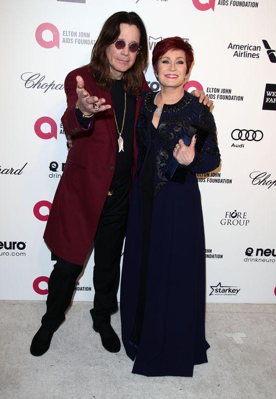 Sharon Osbourne oskarża Ozzy'ego o romans z...
