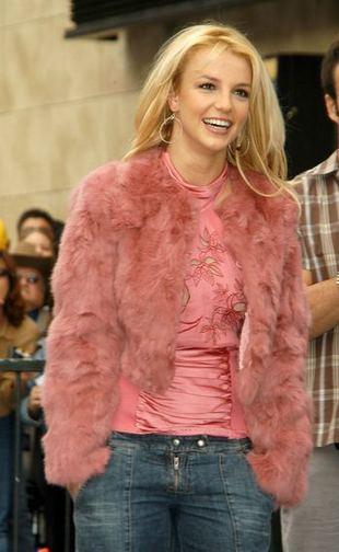Britney Spears ukradła ubrania