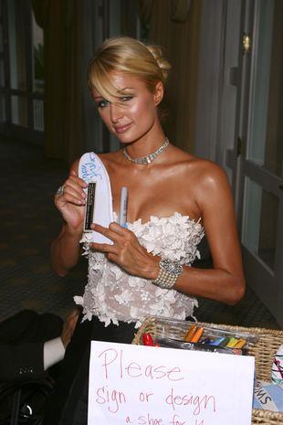 Paris Hilton traci względy