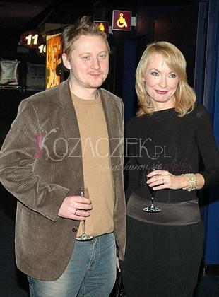 Olbrychski nadal z żoną
