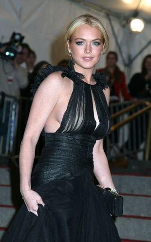 Lindsay Lohan jest spłukana