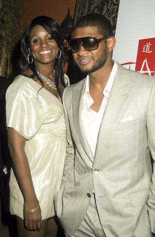 Usher odwołał ślub