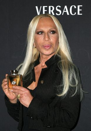 Donatella Versace dla Spice Girls