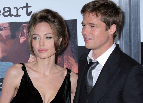 Pitt i Jolie zamieszkają w Niemczech