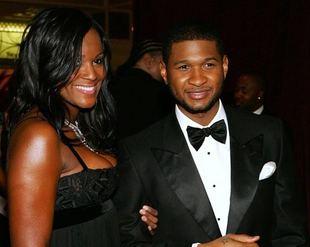 Dlaczego Usher odwołał ślub?