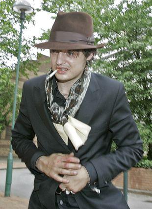 Pete Doherty znów został aresztowany