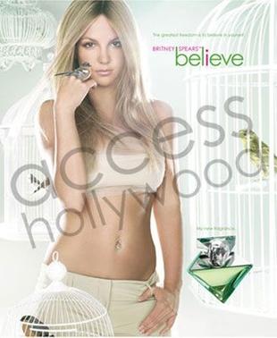 Britney wierzy, że jest piękna