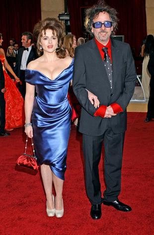Helena Bonham Carter w ciąży