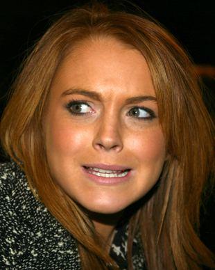Lindsay Lohan została sprzątaczką