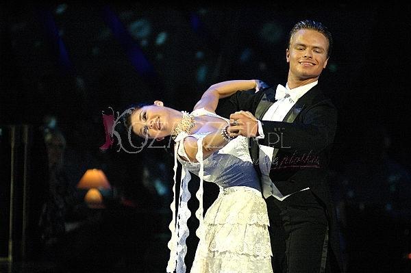 Kasia Cichopek na tanecznej Eurowizji